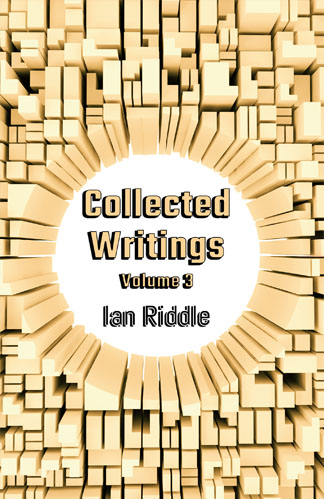 Collected Writings: Volume III